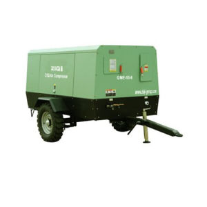 Diesel Driven Portable Compressor 150kw 10bar pictures & photos