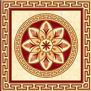 Flower Pattern Carpet Tile Polished Crystal Ceramic Floor Tile 1200X1200mm (BMP31) pictures & photos