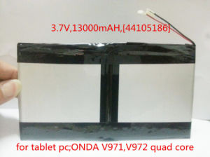 3.7V, 13000mAh 44105186 Plib Li-ion Battery for Tablet PC pictures & photos