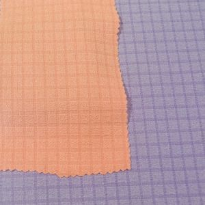 Chemical Fiber Dyed Spandex Polyester Fabric for Dress Shirt Skirt pictures & photos