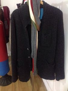 Cardigan Wool Men Coat Gentleman Sweatwer Fashion New pictures & photos