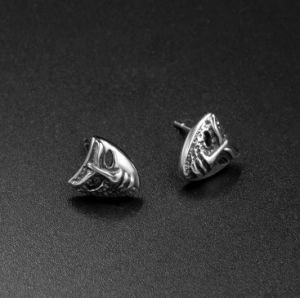 Mask Ear Stud Retro Style 316L Stainliess Steel Fashion Accessories pictures & photos