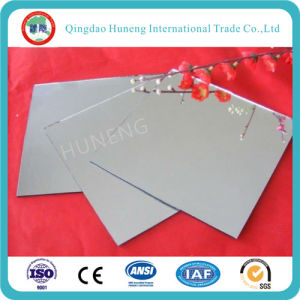 Quality Clear or Colored Aluminum Mirror for Bathroom pictures & photos