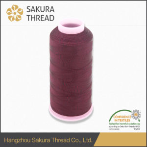 Oeko-Tex Sakura Multicolored Polyester Embroidery Thread for Baby Use pictures & photos