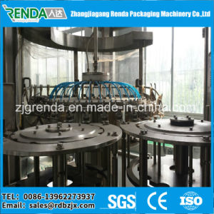 Complete Pure/Mineral Water Production Line/ 3in1 Filling Machine pictures & photos