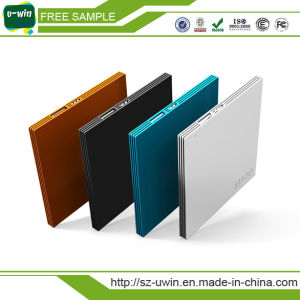 Slim Portable Power Bank 2200mAh/2600mAh with Free Sample pictures & photos