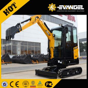 China Sany 1.6 Ton Mini Excavator Diesel Hydraulic Crawler Excavator (SY16C) pictures & photos