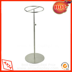 Adjustable Stainless Steel Display Stand for Jewelry Necklace Handbag Scarf pictures & photos