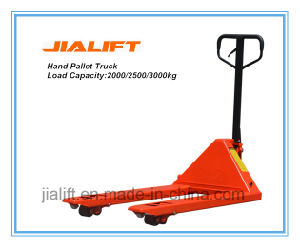 Hand Pallet Truck Df2500 pictures & photos