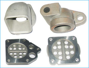 Investment Precision Casting Stainless Steel Spare Parts Pipe Fitting Joint Junction pictures & photos