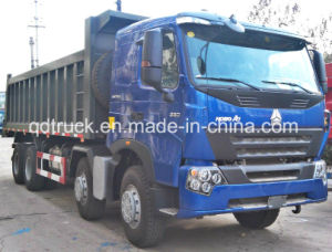 6X4 Cnhtc Truck Series HOWO A7 Dump & Tipper Truck pictures & photos