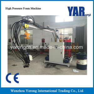 High Pressure Automatic Polyurethane PU Sponge Block Foaming Metering Machine with Ce pictures & photos