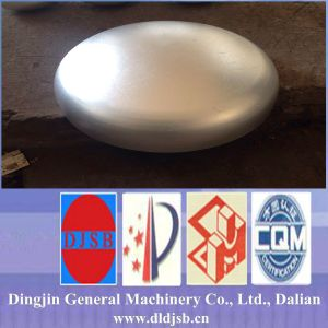 Unfinished Cold Spinning Aluminium Elliptical Dish Heads pictures & photos