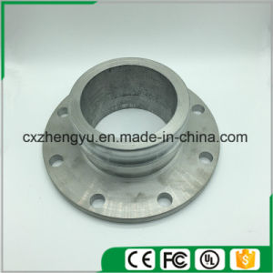 "Round Cap Flange/Round End Flange/Nose Circle Flange with 3"" pictures & photos"
