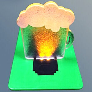 Hot Promotional Gifts LED Credit Card Light with Logo Printed (4017) pictures & photos