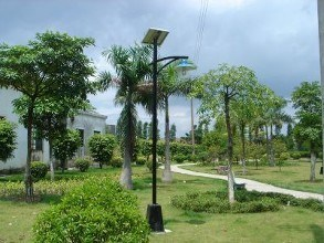 Energy Saving High Efficiency Cheap Price Solar Garden Stick Light