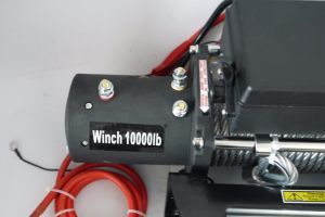 SUV 4X4 DC 12V/24V off-Road Electric Winch (10000LB-2) pictures & photos