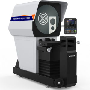 High Precision 600mm Digital Horizontal Profile Projector (pH600-3015) pictures & photos