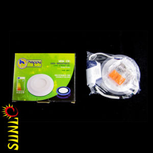 New Dimmable Round Recessed LED Ceiling Panel Light (SL-BLMZ032) pictures & photos