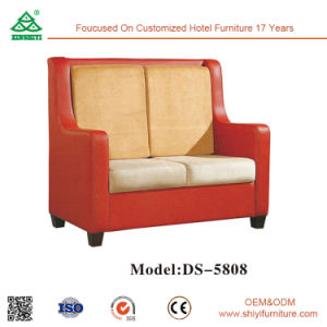 Coner Leather Sofa Bed Couch Lounge Suite Set pictures & photos