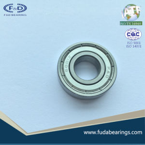 High Precision Deep Groove Ball Bearings for Motorcycle and Toy 6000 ZZ pictures & photos
