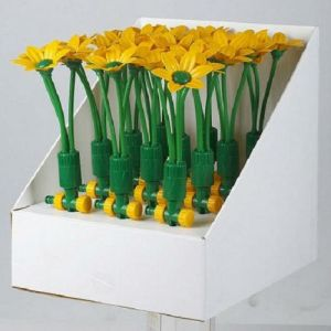 Light Plastic Decorative Garden Sprinkler pictures & photos