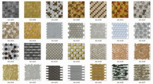 Interiro Decorations of Stainless Mosaic Tile on Sale (AJ2A1603) pictures & photos