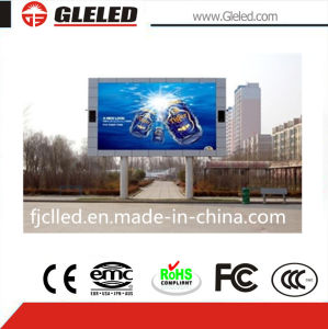 Wholesale Full Color Advertising Digital Billboard of P10 pictures & photos