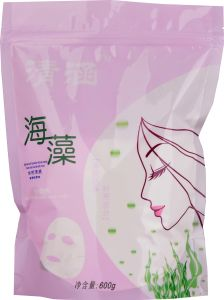 Fragrance Soft Powder Facial Mask Cleanse and Soothing Skin pictures & photos