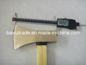 Non Sparking Hand Tools Axe Head Hatchet pictures & photos