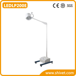 Veterinary Emergency Operating Lamp (LEDLP200E) pictures & photos