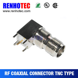 Top Quality Hotsell Go to CCTV Coaxial TNC Connector pictures & photos