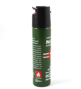 60ml Pepper Fog/Spray for Self Defense pictures & photos