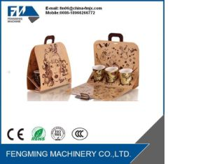 6 Colors Paper Bag Flexographic Printer pictures & photos