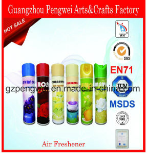 International Aerosol Air Freshener Canned Spray for Office, Car, Home, Toilet pictures & photos