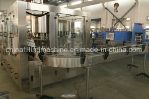 Good Quality Monoblock Water Filling Packing Equipment pictures & photos