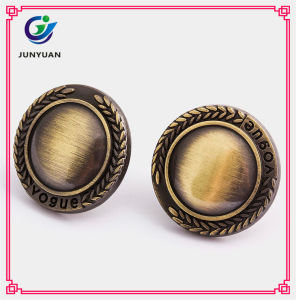 Garment Part Jacket Metal Buttons Decorative Button Covers pictures & photos