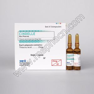 Thioctic Acid Injection for Skin Whitening pictures & photos