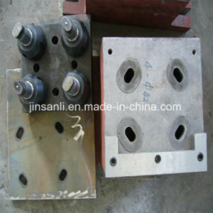 Hydraulic Punch Press Single, Double, Triangle...Holes Metal Punching Machine pictures & photos