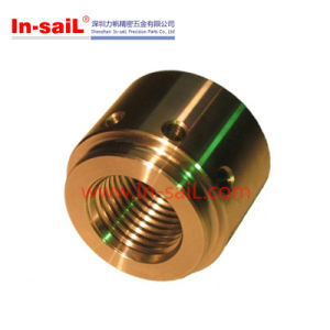 High Precision Machining Turning Part pictures & photos