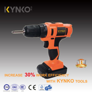 Kynko Power Tools 12V Cordless Drill-Kd30 pictures & photos