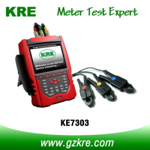 Portable Three Phase Meter with clamp CT pictures & photos