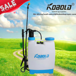 12L Garden Backpack Sprayer Manual Knapsack Sprayer (KB-12F) pictures & photos
