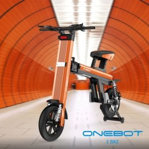 12 Inch Folding Electric Bike with 250W Motor pictures & photos
