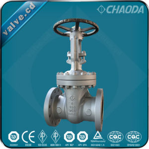 Chaoda Brand API Gate Valves with Ce/API600 Approved pictures & photos