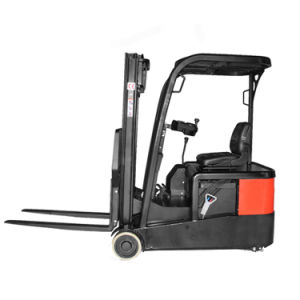 High Quality 1ton Small Electric Forklift (CPD10ET) pictures & photos