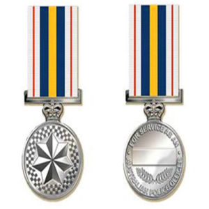 High Quality Promotional Police Medal pictures & photos