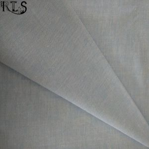 Cotton Spandex Woven Yarn Dyed Fabric for Shirts/Dress Rlsc40-14 pictures & photos