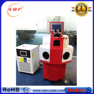 2016 Hotsale YAG Laser Spot Welding Machine for Jewelry Shop pictures & photos