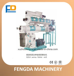 Pellet Mill for Making Animal Feed Pellet--Feed Machine (SZLH400) pictures & photos